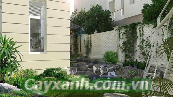 cay-cong-trinh-1-1-711x400 Thiết kế cây công trình tiểu cảnh sân vườn đậm chất Châu Âu